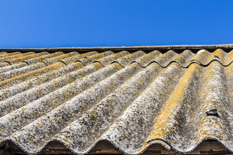 Asbestos Garage Roof Removal Costs Brighton East Sussex